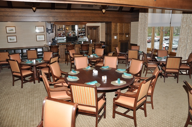 St  Clair Country Club Dining